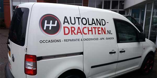 Autoland Drachten JSV-ICT & Reclame Caddy
