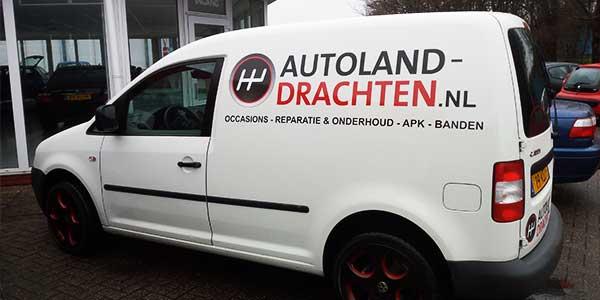 Autoland Drachten JSV-ICT & Reclame VW Caddy