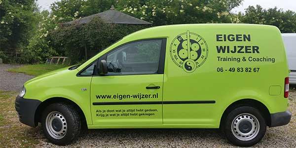 Autoreclame JSV-ICT & Reclame Eigen-Wijzer