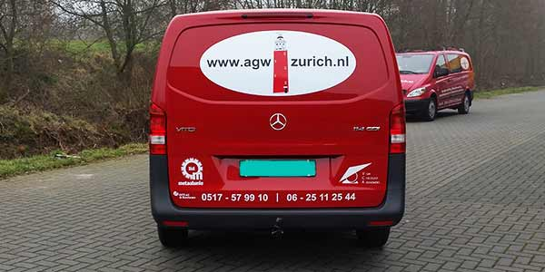 Vito achterkant AGW Zurich JSV-ICT & Reclame