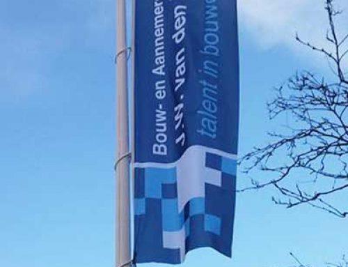 Baniervlag Bouwbedrijf J.W. van den Broek