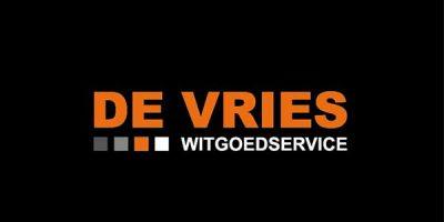 logo De Vries Witgoedservice