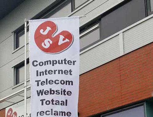 JSV-ICT en Reclame Drachten Baniervlag
