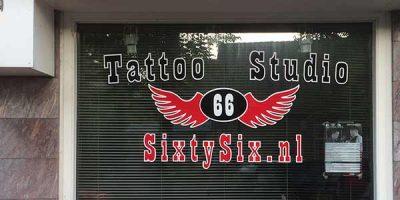 Sixtysix Tattooshop