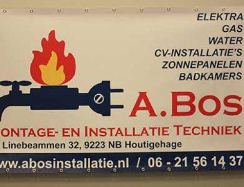 Spandoek A. Bos Houtigehage