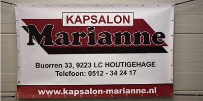 Spandoek Kapsalon Marianne Houtigehage