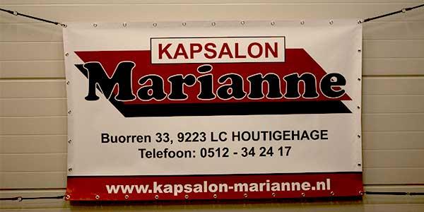 Spandoek Marianne Kapsalon Houtigrhage