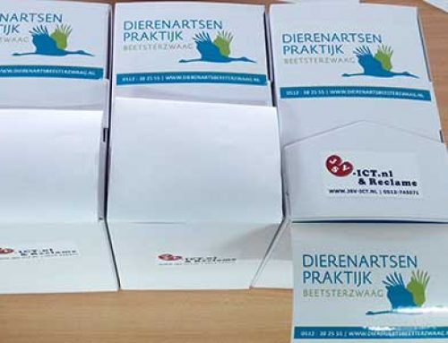 Stickers Dierenartsenpraktijk Beetsterzwaag