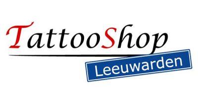 Huisstijlen en Logo's Tattooshop Leeuwarden