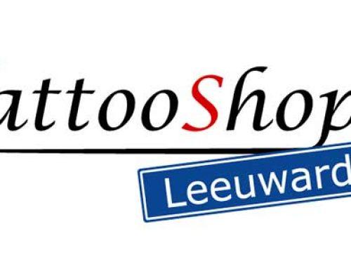 Logo Tattooshop Leeuwarden