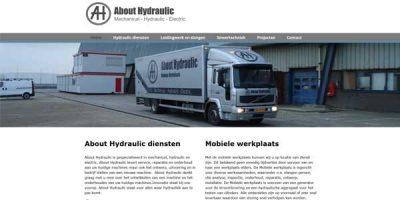 Webdesign Noardburgum About Hydraulic