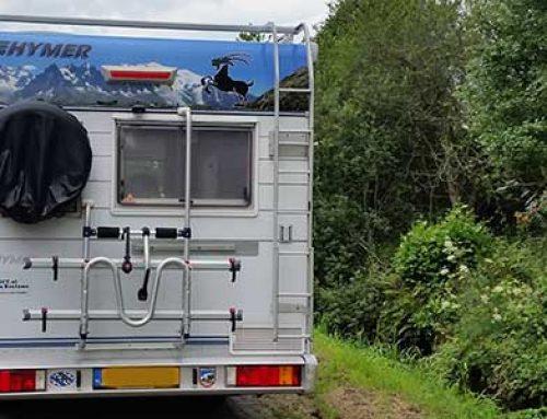 Camper Reclame Drachten