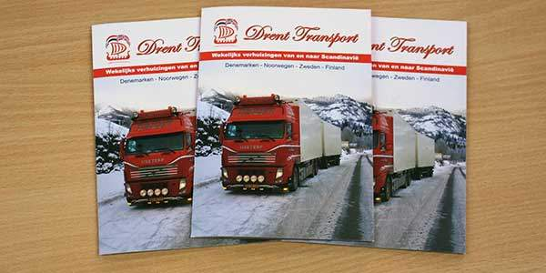 Flyers Drent Transport