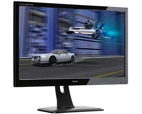 computer IIyama monitor