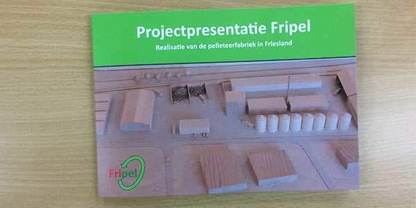 Voorkant Flyer Fripel