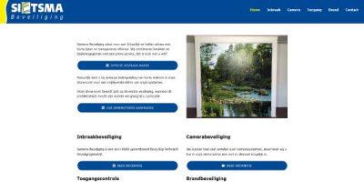 Webdesign Sietsma Beveiliging Drachten