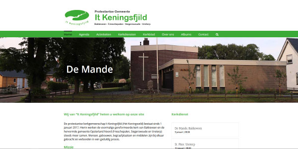 Webdesign it Keningsfjild