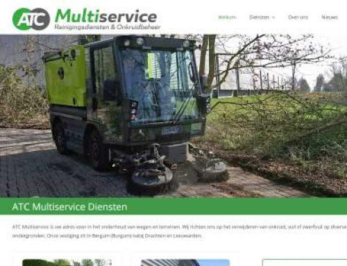 Webdesign ATC Multiservice, Burgum